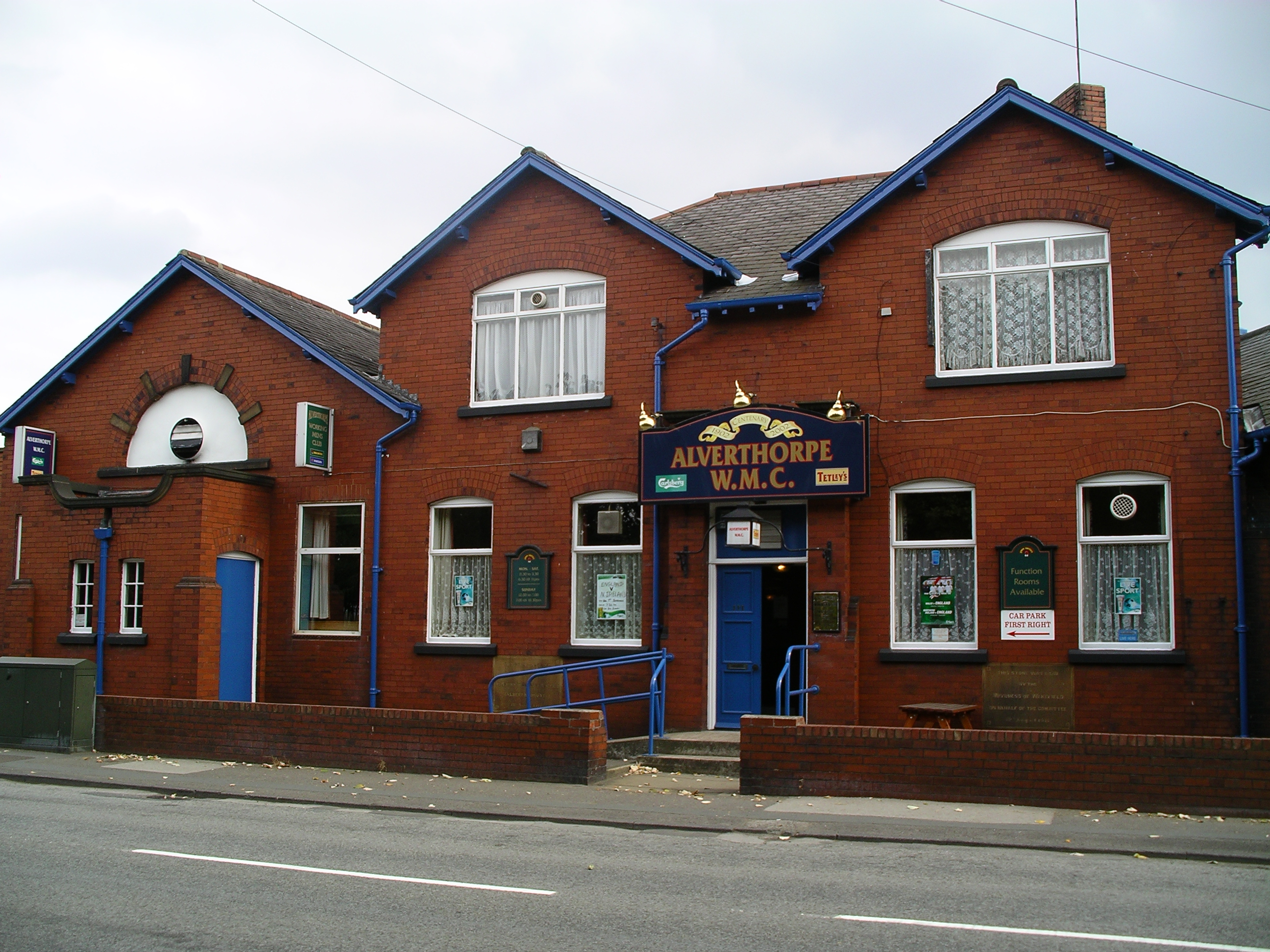 Alverthorpe Working Mens' Club